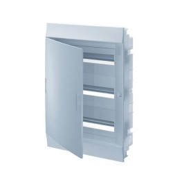 Бокc ABB Mistral41 850° 54М встраиваемый непрозр. дверь, без клеммных блоков