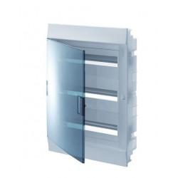 Бокc ABB Mistral41 850° 54М встраиваемый зелёная дверь, без клеммных блоков