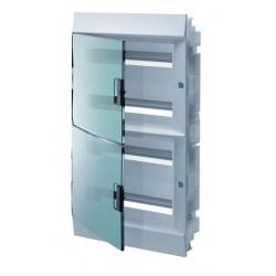 Бокc ABB Mistral41 850° 72М встраиваемый зелёная дверь, без клеммных блоков