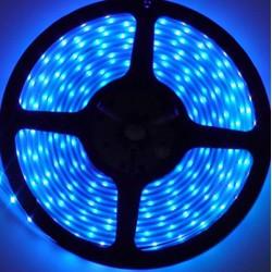 Navigator лента светодиодная NLS-3528B60-4.8-IP65-12V R5 синяя