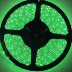 Navigator лента светодиодная NLS-3528G60-4.8-IP65-12V R5 зеленая