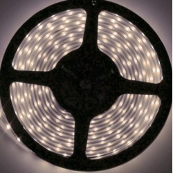 Navigator лента светодиодная NLS-3528WW120-9.6-IP65-12V R5 теплый белый