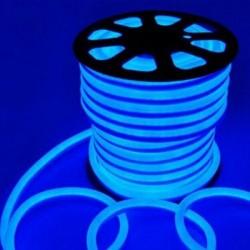 Navigator лента светодиодная NLS-2835B92-9-IP67-220V-NEONLED R50 синяя