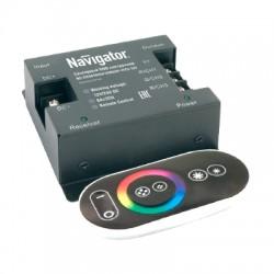 Navigator Контроллер ND-CRGB360RFSENSOR-IP20-12V