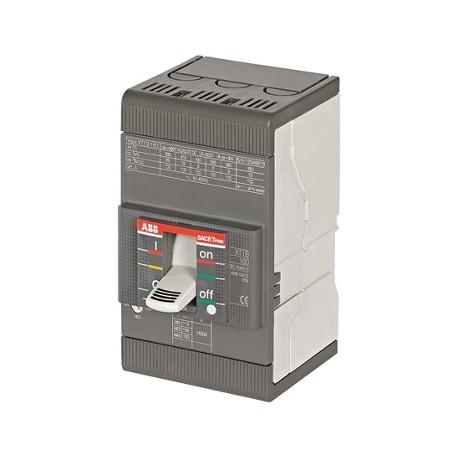 Автомат ABB XT1B 160 TMD 160-1600 3p F F