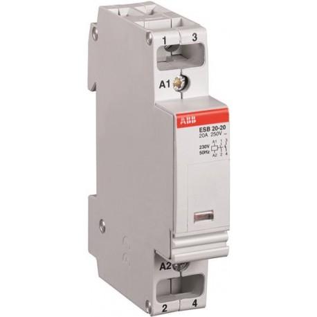 Контактор ABB ESB-20-20 230V