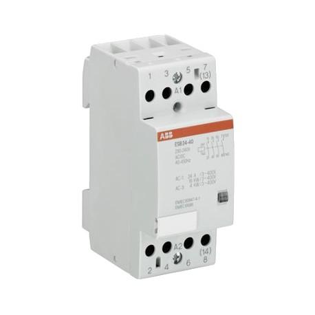 Контактор ABB ESB-24-40 230V