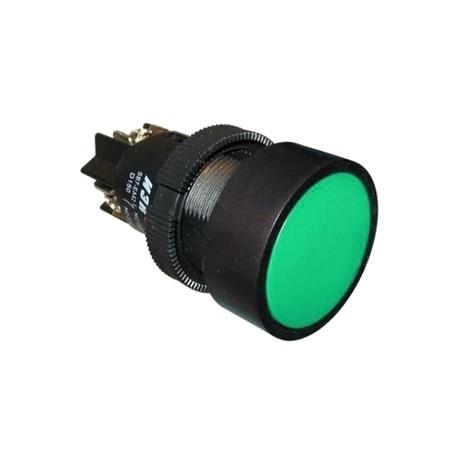Кнопка IEK SB-7 «Пуск» d22 мм 230 В