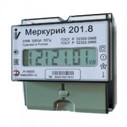 Электросчетчик Меркурий 201.8