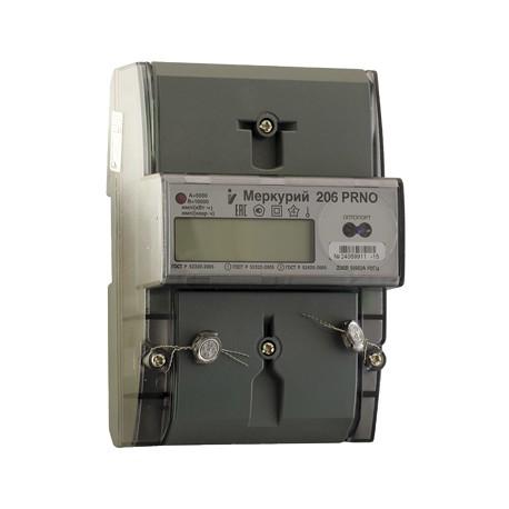 Электросчетчик Меркурий 206 PRNO