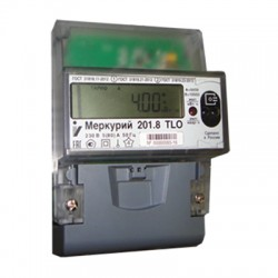 Электросчетчик Меркурий 201.8 TLO