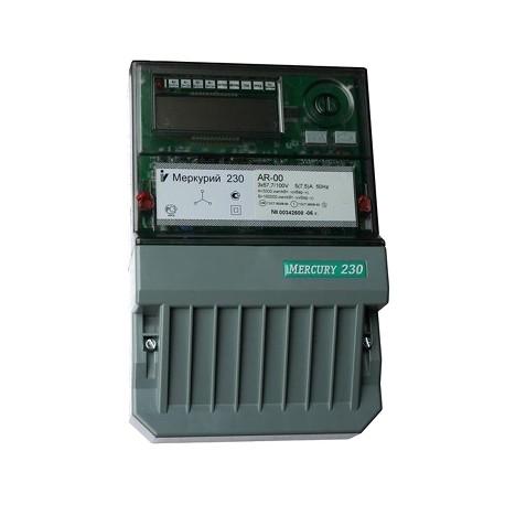 Электросчетчик Меркурий 230 АR-00 R