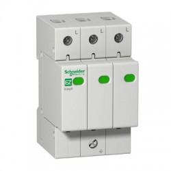 Ограничитель напряжения Schneider Electric EASY9 3P 45kА 400В