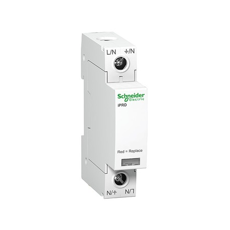Ограничитель напряжения Schneider Electric Acti 9 T2 iPRD 65r 65kА 460В 1P IT сигнал