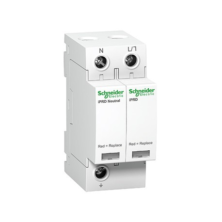 Ограничитель напряжения Schneider Electric Acti 9 T2 iPRD 40r 40kА 350В 1P+N