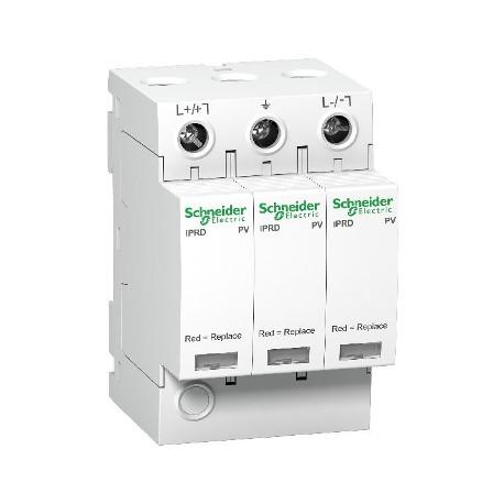 Ограничитель напряжения Schneider Electric Acti 9 T2 iPRD 40r 40kА 600В DC 2P сигнал