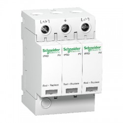 Ограничитель напряжения Schneider Electric Acti 9 T2 iPRD 40r 40kА 1000В DC 2P сигнал