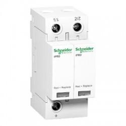 Ограничитель напряжения Schneider Electric Acti 9 T2 iPRD 40r 40kА 350В 2P сигнал