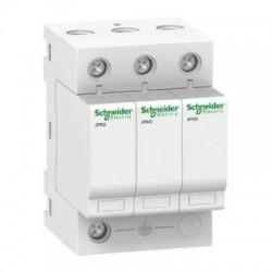 Ограничитель напряжения Schneider Electric Acti 9 T2 iPRD 65r 65kА 460В 3P IT сигнал