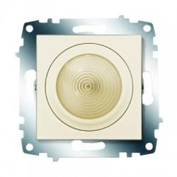 ABB Подсветка с выключателем крем Cosmo