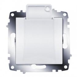 ABB Карточный выключатель с брелоком белый Cosmo