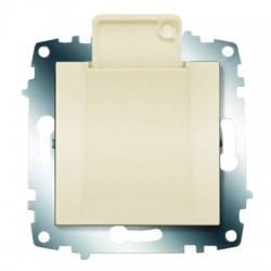 ABB Карточный выключатель с брелоком крем Cosmo