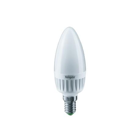 Navigator лампа светодиодная NLL-P-C37-5-230-2.7K-E14-FR