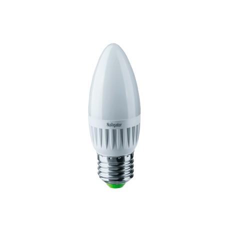 Navigator лампа светодиодная NLL-P-C37-5-230-2.7K-E27-FR