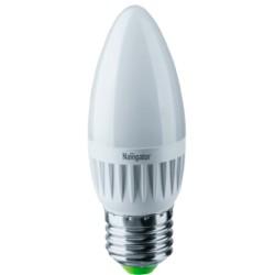 Navigator лампа светодиодная NLL-C37-8.5-230-4K-E27-FR