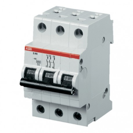 Автоматический выключатель ABB SH 203 L С10