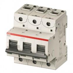 Автоматический выключатель ABB S803С 3P 80A 25kA C