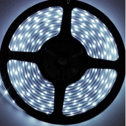 Navigator лента светодиодная NLS-3528W60-4.8-IP65-12V R5 холодный белый