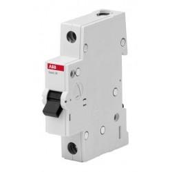Автоматический выключатель ABB basic M 1P 6-63A 4,5kA C