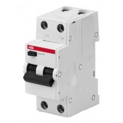 Автоматический выключатель дифференциального тока ABB Basic M 1Р+N 6-40А 30мА 4,5kA C