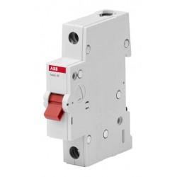 Выключатель (рубильник) ABB Basic M 1P 16-63А