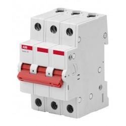 Выключатель (рубильник) ABB Basic M 3P 16-63А