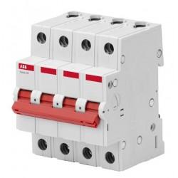 Выключатель (рубильник) ABB Basic M 4P 16-63А