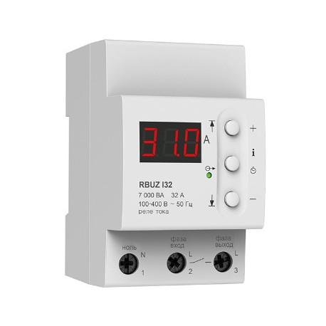 Реле тока RBUZ I32 / ZUBR I32 (32 А)