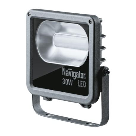 Прожектор светодиодный Navigator NFL-M-30-6K-IP65-LED