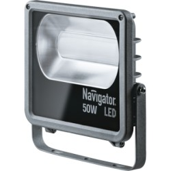 Прожектор светодиодный Navigator NFL-M-50-6K-IP65-LED