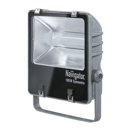 Прожектор светодиодный Navigator NFL-SM-100-5K-GR-IP65-LED