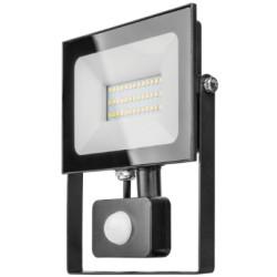 Прожектор светодиодный с датчиком движения ОНЛАЙТ OFL-02-50-4K-BL-IP65-LED-SNRA
