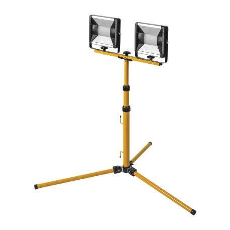 Прожектор светодиодный  ОНЛАЙТ OFL-01-2x50-4K-GR-IP65-LED-TRI