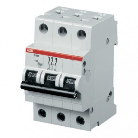 Автоматический выключатель ABB SH 203 L С63