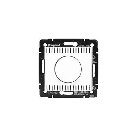 Светорегулятор (диммер) поворотный 100-1000 Вт