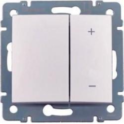 Светорегулятор (диммер) кнопочный 40-400 Вт