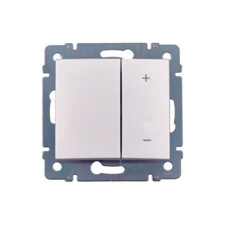 Светорегулятор (диммер) кнопочный 40-600 Вт