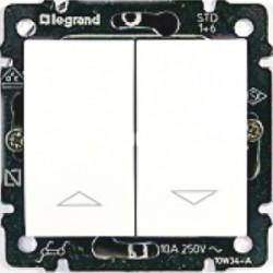 Управление приводами рольставней с электрической блокировкой