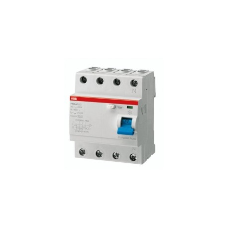 Устройство защитного отключения F204 AC-100/0.1 (100мА)