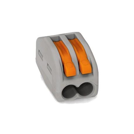 WAGO 2-проводные клеммы с рычагами без пасты